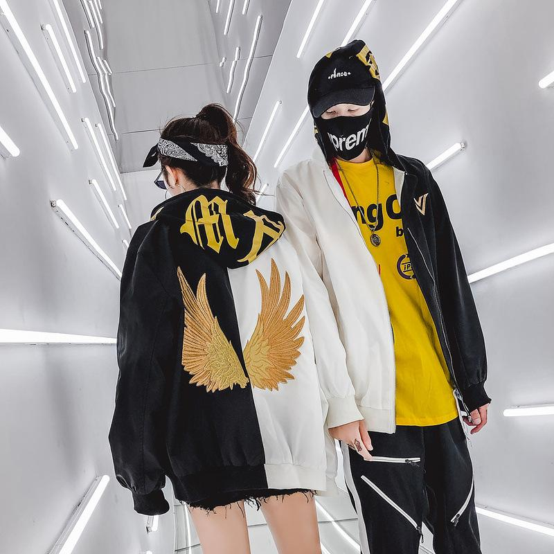 """MADE EXTREME GOLD WINGS"" JACKET"