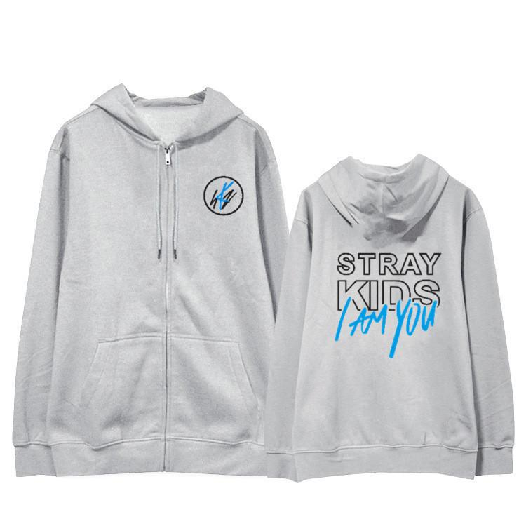 """STRAY KIDS I AM YOU"" JACKET"