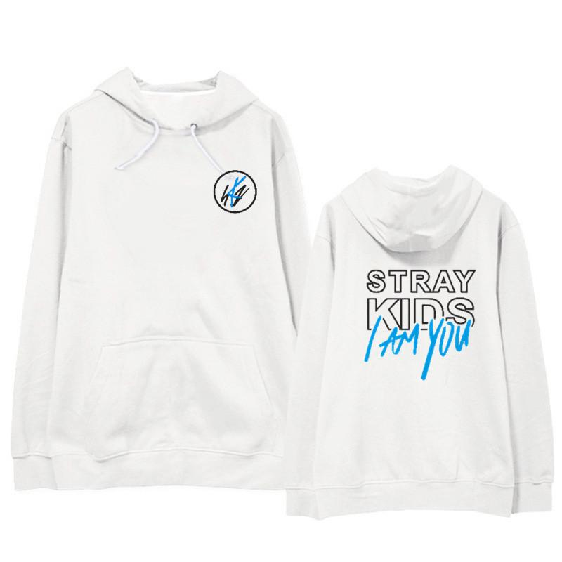 STRAY KIDS I AM YOU BLUZA Z KAPTUREM