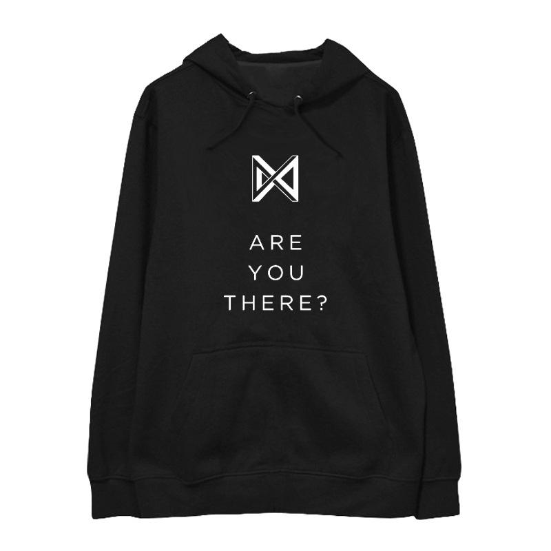 """MONSTA X ARE YOU THERE"" HOODIE"