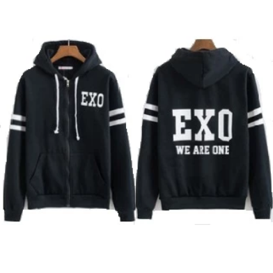 """EXO WE ARE ONE"" HOODIE"