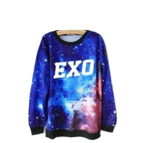 """EXO GALAXY"" SWEATER"