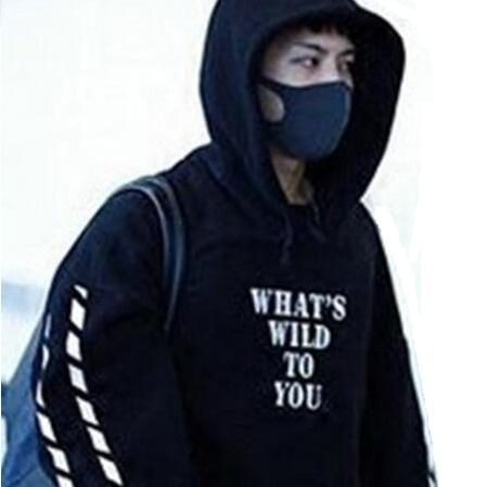 GOT7 WHAT'S WILD TO YOU BLUZA Z KAPTUREM