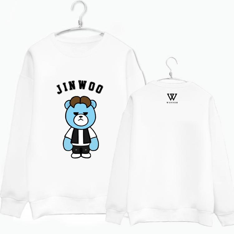 """WINNER EXIT"" SWEATER"