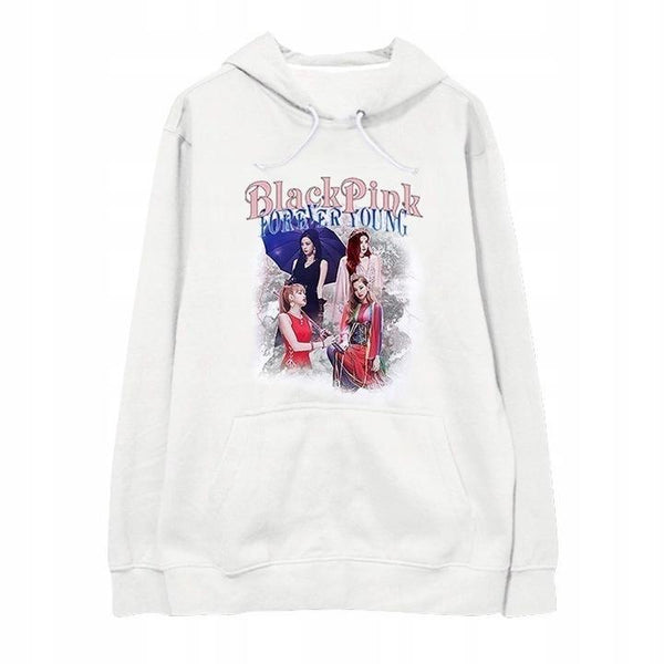 """BLACKPINK FOREVER YOUNG"" HOODIE"