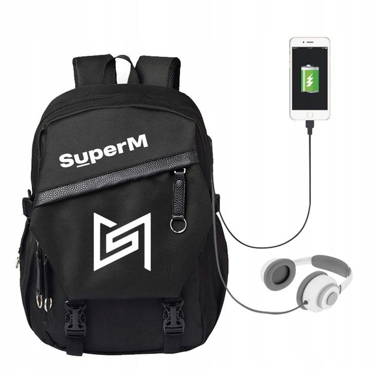 SUPERM BACKPACK