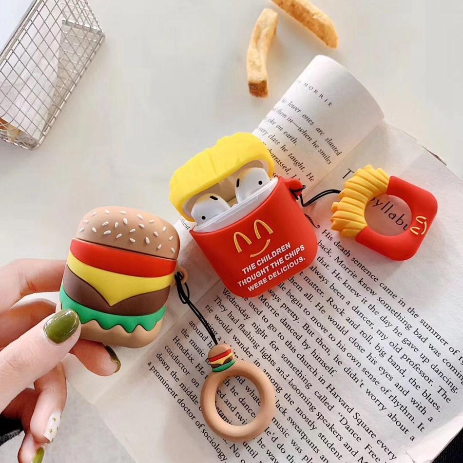 FAST FOOD AIRPOD CASE ETUI