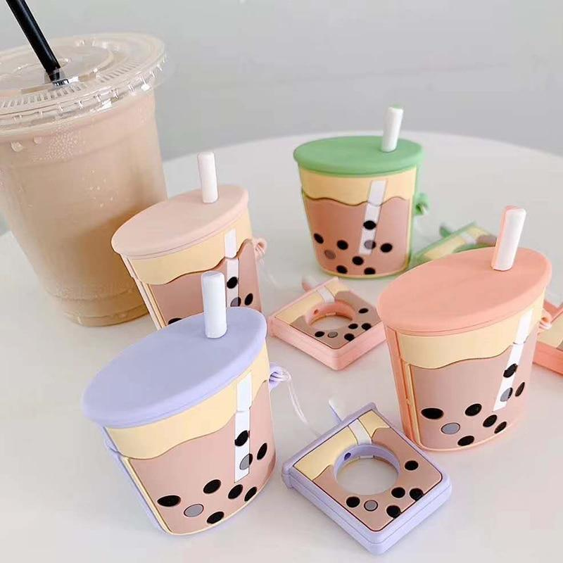 BUBBLE TEA AIRPOD CASE