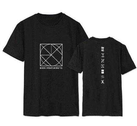 MONSTA X BE BEAUTIFUL KOSZULKA T-SHIRT