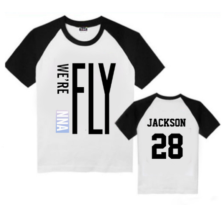 GOT7 WE'RE GONNA FLY KOSZULKA T-SHIRT