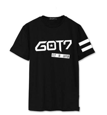 GOT7 FLY IN JAPAN KOSZULKA T-SHIRT