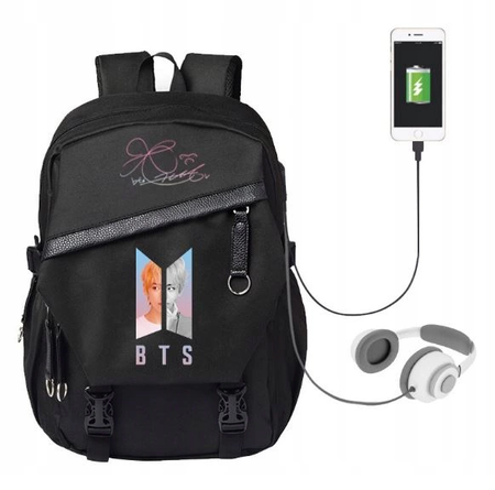 """BTS BAGTAN BOYS LOVE YOURSELF"" BACKPACK"