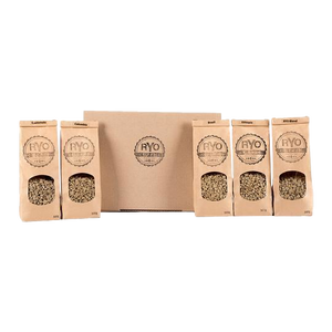 RYO Coffee Assorted Green Bean Variety Pack 1.5kg (5x300g)
