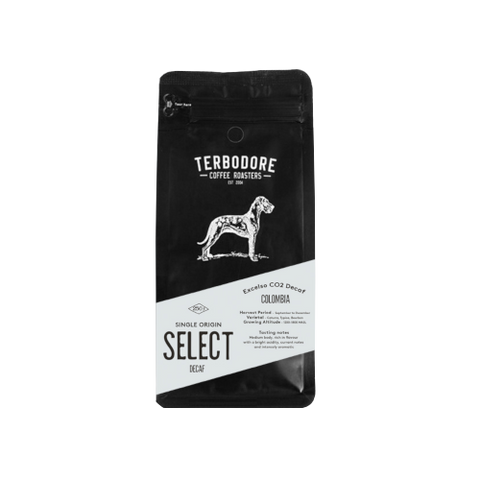 Terbodore Colombia CO2 Decaf 250g