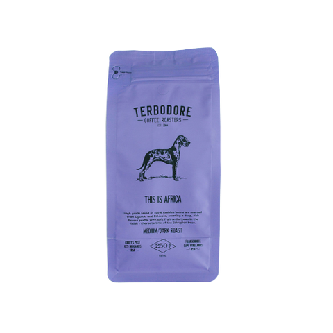 Terbodore This Is Africa Blend 250g