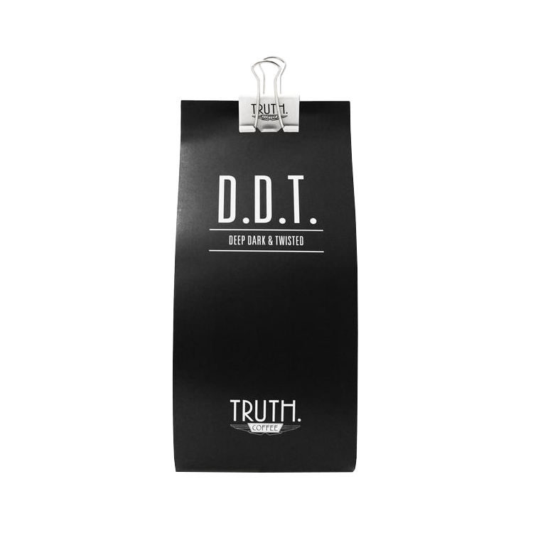 Truth Coffee DDT - Deep, Dark and Twisted 225g