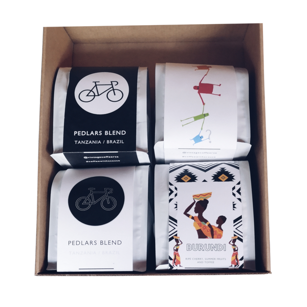 Vintage Coffee Subscription 4x250g
