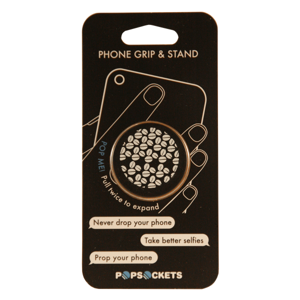 Popsocket Coffee Beans