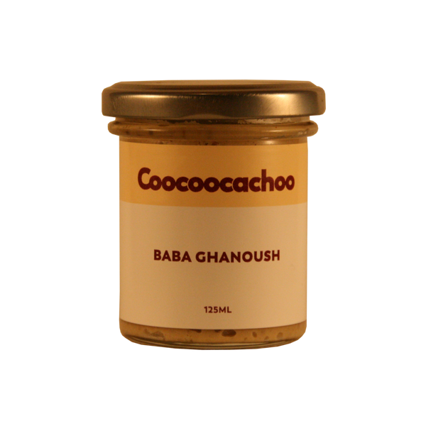 Baba Ghanoush 125ml