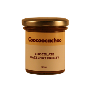 Chocolate Hazelnut Frenzy 125ml