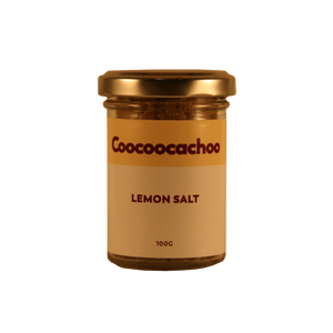 Lemon Salt 100g