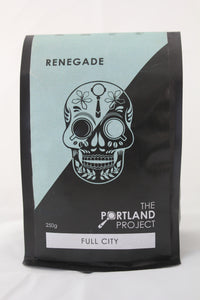 Portland Project Renegade Full City Blend 250g