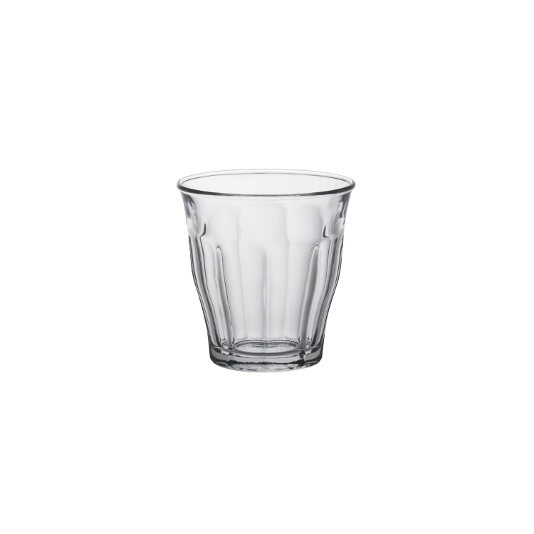 Duralex Picardie Glass Tumblers 130ml (Set of 6)