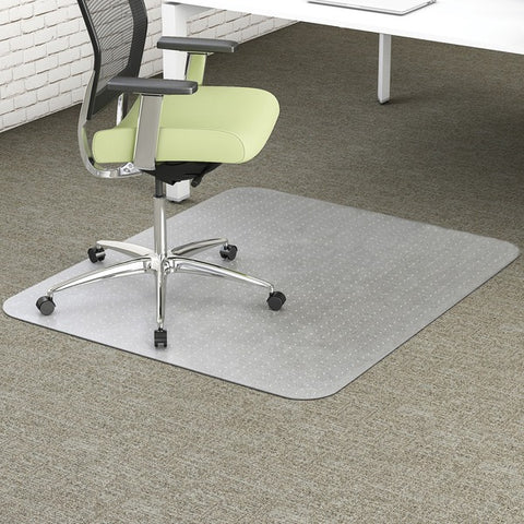 Deflecto Corporation EnvironMat Low Pile Rectangular Chairmat