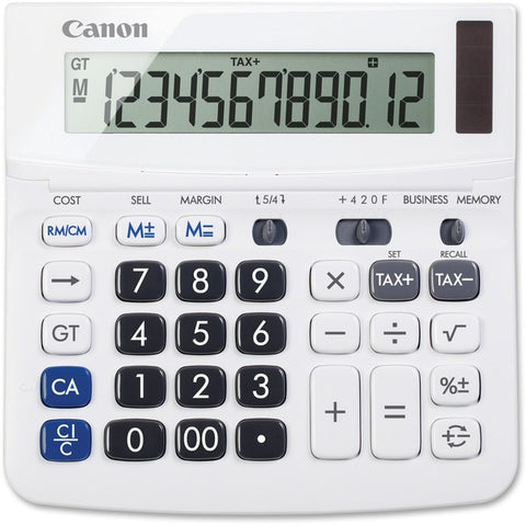 Canon, Inc Canon 12-Digit Financial Desktop Calculator
