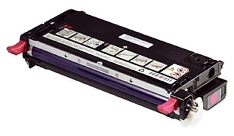 Dell 3130CN High Yield Magenta Toner Cartridge (OEM# 330-1200) (9000 Yield)