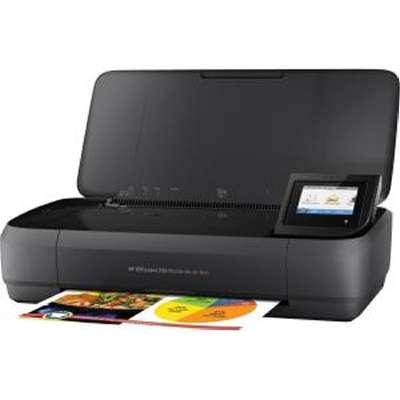 HP OFFICEJET 250 MOBILE ALL IN ONE PRINTER