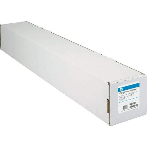 "HP HP Bright White Inkjet Paper 24# 113 Bright (36"" x 300' Roll)"