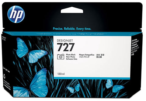 HP 727 (B3P23A) Photo Black Original Ink Cartridge (130 ml)