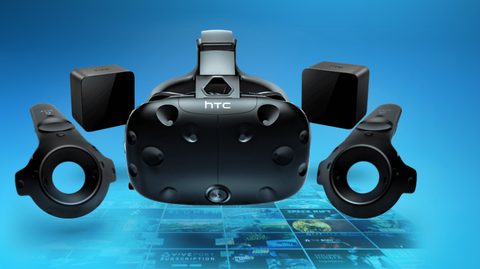 HTC Vive Business Edition w Audio