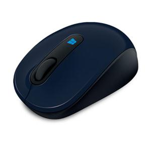 Microsoft Corporation Sculpt Mobile Mouse Win7/8 EN/XC/XD/XX Canada Hdwr Wool Blue