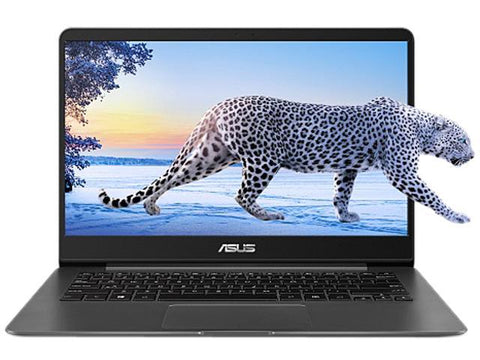 ASUS Computer International Grey Metal,No Touch Screen,14inch FHD (1920x1080),Intel Core i5-