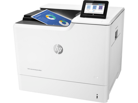 HP M653DN Color LaserJet Printer