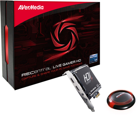 AVerMedia Technologies, Inc  Live Gamer HD PCIe Capture