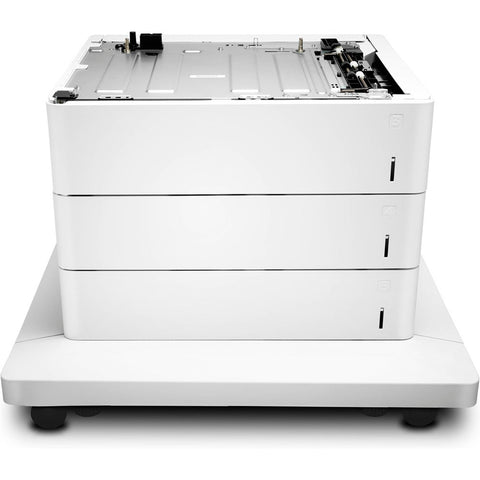HP PAGEWIDE MANAGED 3X550 SHEET PAPER TRAY AND STAND