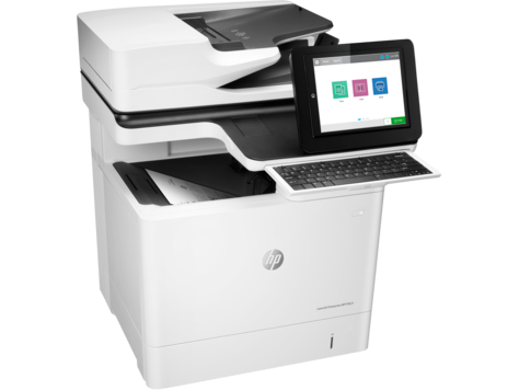 HP M631H LaserJet Enterprise Flow MFP