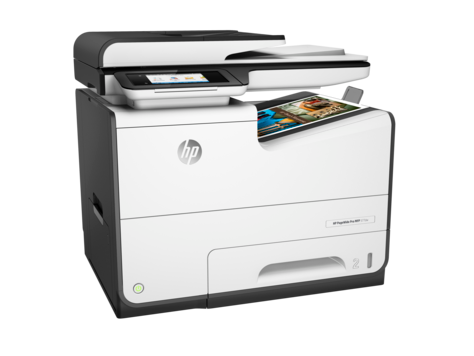 HP 577DW PageWide Pro MFP