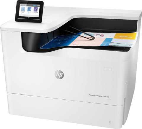 HP PageWide Enterprise Color 765dn Printer