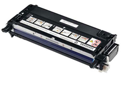 Dell 3130CN High Yield Black Toner Cartridge (OEM# 330-1198) (9000 Yield)