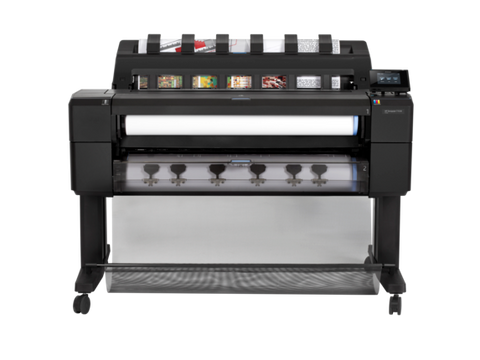 HP DesignJet T1530 - Large - Color - Thermal InkJet - 210