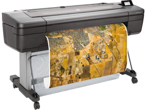 HP DesignJet Z6dr 44-in PostScript w/ V-Trimmer TAA Compliant
