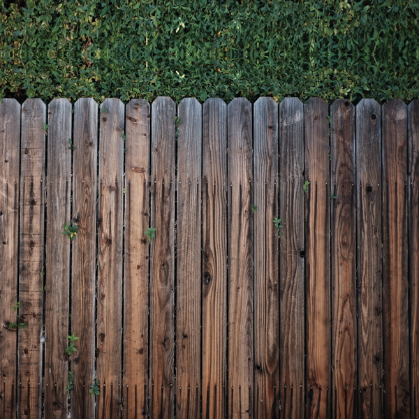 How high can a garden fence be in the UK?