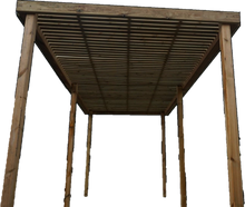 Load image into Gallery viewer, Shade Pergola - www.contemporarygarden.co.uk