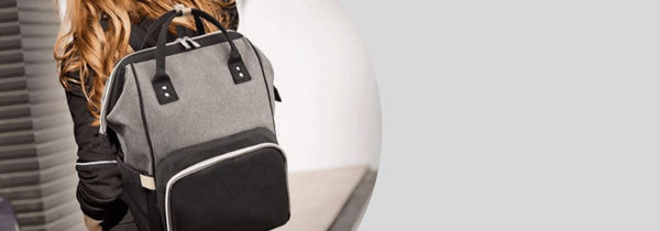 4 Most Popular Diaper Bags With USB Port in 2021