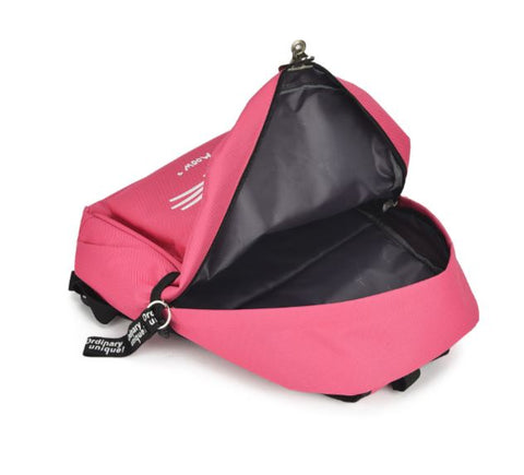 Bessy Cat Backpack School - Spacious Interior  Compartment