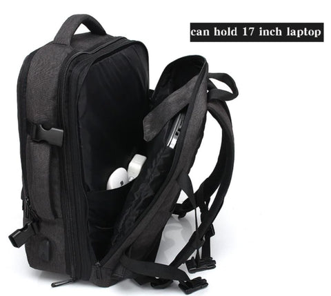 Business Duffle Bag 17 Inch Laptop